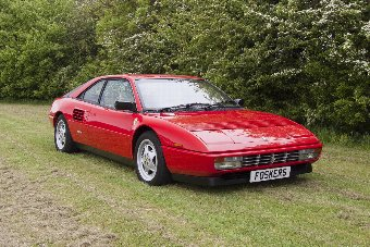 Antique Ferrari Mondial 3.4 T