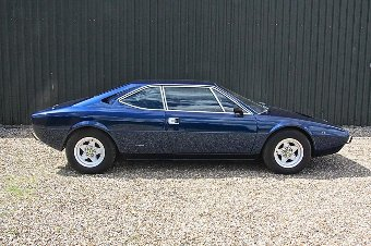 Antique 1979 Ferrari 308 GT4