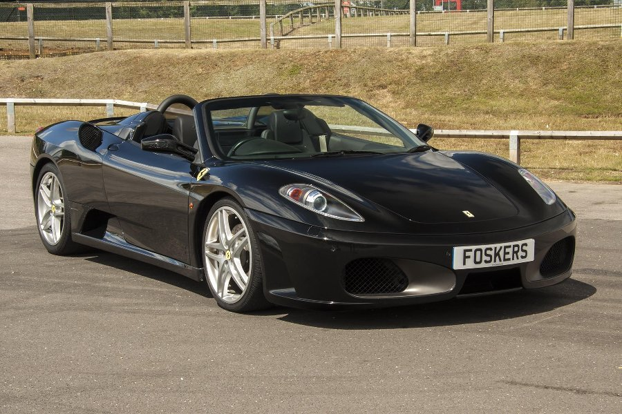 Antique Ferrari F430 Spider F1 (2007)