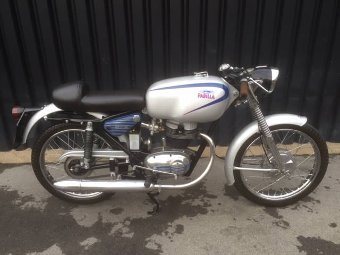 Antique 1958 Parilla 125 (Ref: NR823) Classic Motorcycles