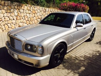 Antique 2003 Bentley Arnage T (Ref: PJ19) Classic English