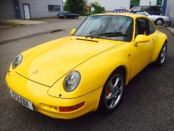 Antique 1998 Porsche Carrera 2 993 LHD (Ref: PJ8) Classic European
