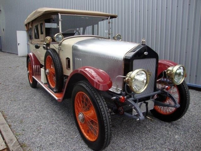 1921 Wolseley Model 20 C8 (Ref: NR797) Veteran / Vintage