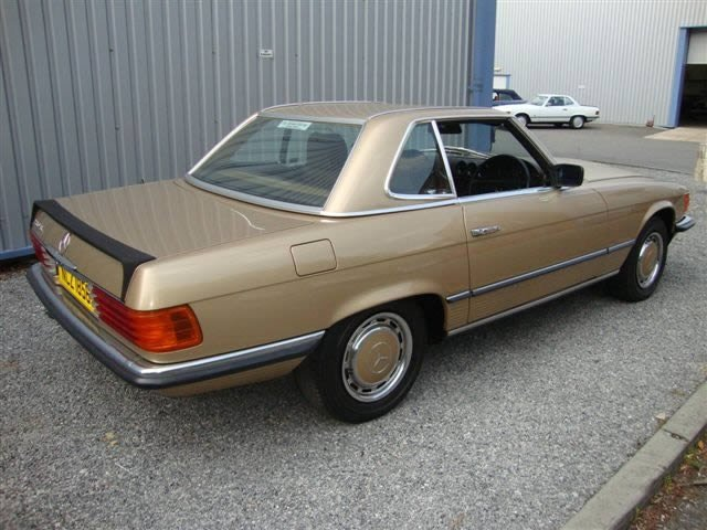 Antique 1985 Mercedes 280SL Sports (Ref: NR342) Classic Mercedes