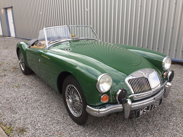 1960 MGA 1600 MK1 Roadster (Ref: PJ53) Classic English