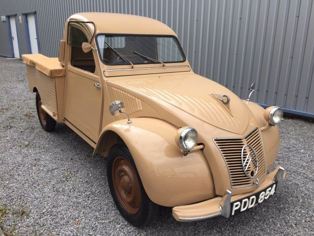 1954/5 Citroen 2CV Pick Up (Ref: PJ52) Classic European
