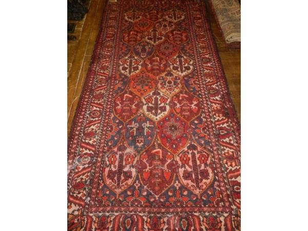 A Caucasian antique carpet