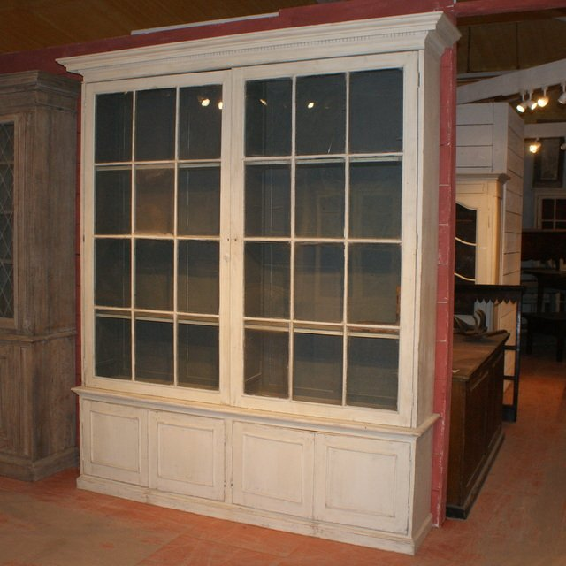 Glazed Library Bookcase