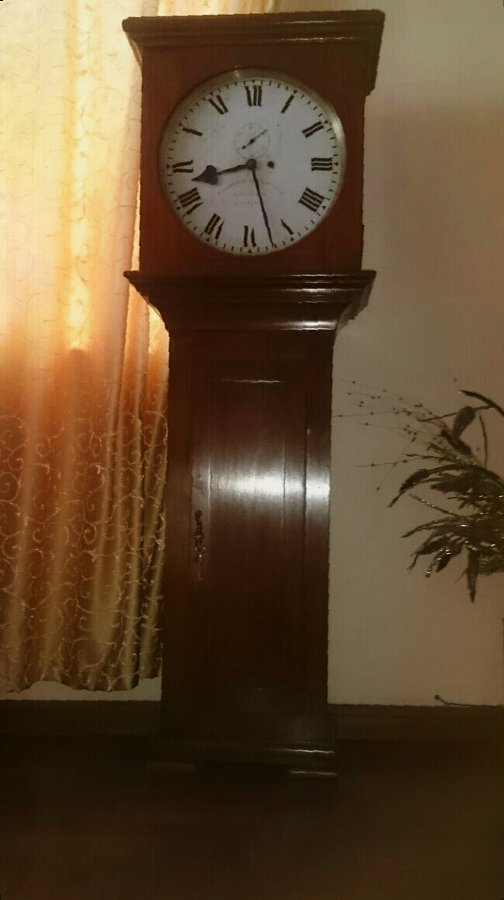 Antique Parkinson & Frodsham Granddaughter Clock