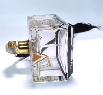 Antique 1930's Art Deco Perfume Atomiser