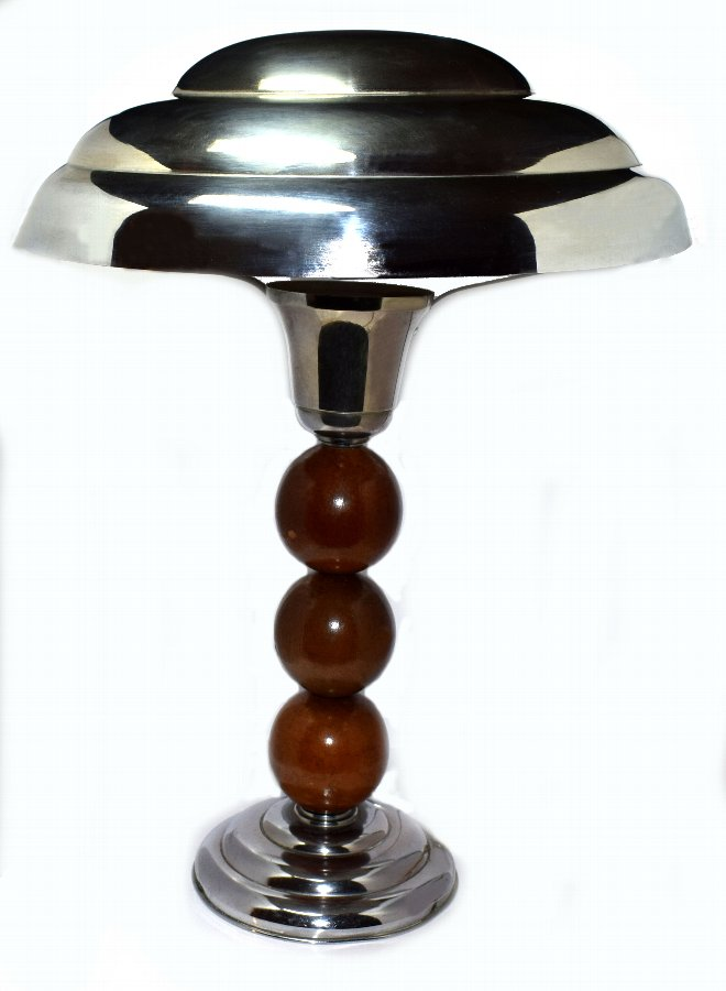 Art Deco 1930's Modernist Table Lamp
