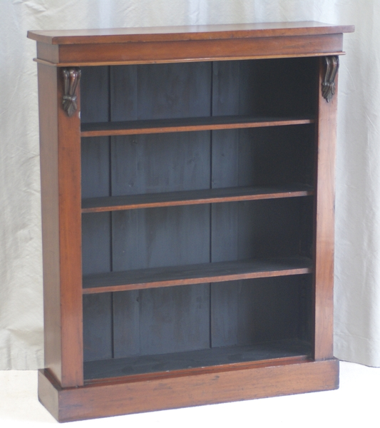 Antique Antique Victorian Bookcase