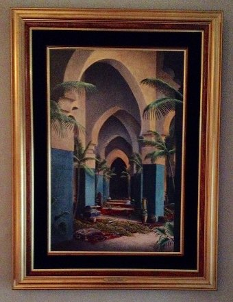 Antique Treasure Chamber, Oil Painting, Gage Taylor & Uriél Dana