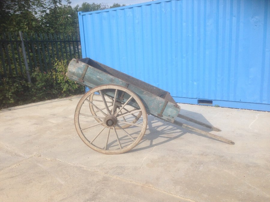 Antique Barrow/ Market Traders Cart