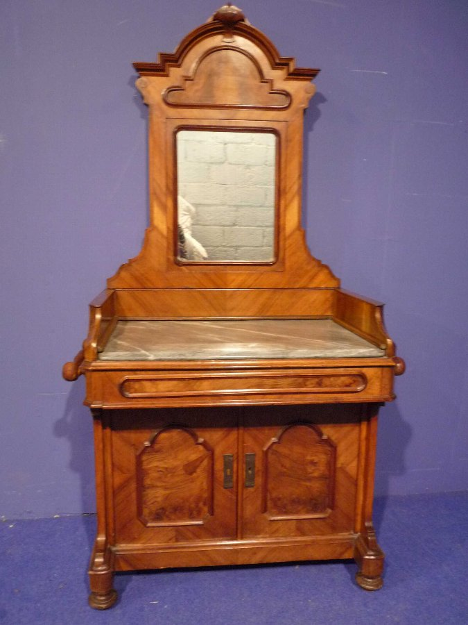French NAPOLEON III PERIOD DRESSING TABLE