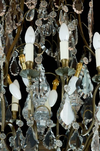 Antique 19th Century French Chandelier
