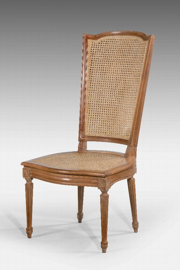 Antique A Set of Twelve 19th Century French Dining Chairs