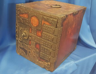 JAPANESE FUNA-DANSU SEA CHEST TANSU