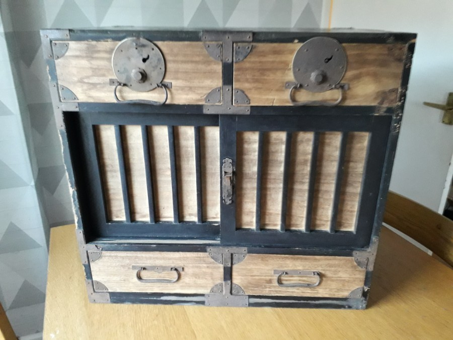 TANSU LEDGER CHEST CHO-DANSU