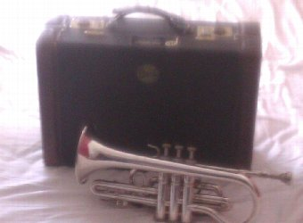 Antique Vincent Bach Stradivarius Cornet, Model 184 - PRICE REDUCED!