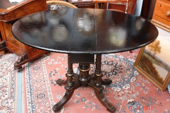 Antique Gillows Dining Table