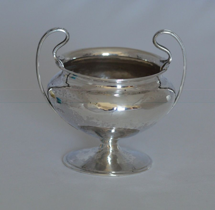 Omar Ramsden and Alwyn Carr Silver Cup  - 1907- Rare and Very Collectable