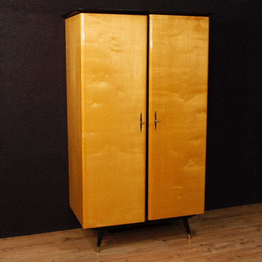 French design wardrobe with two doors