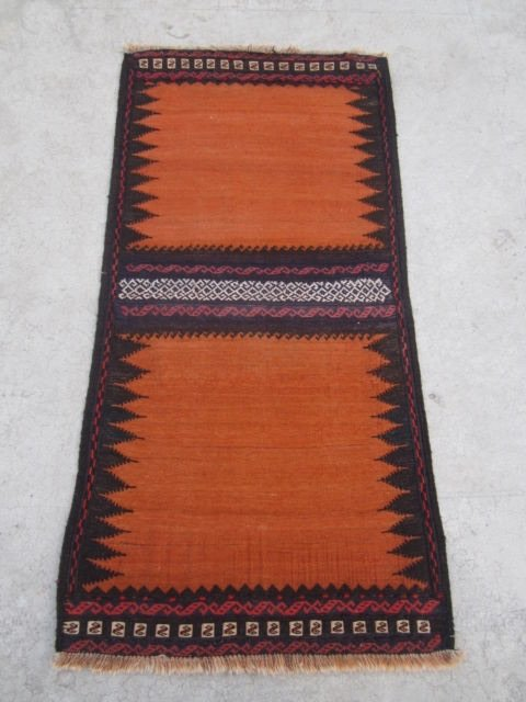 Antique Beautiful handmade afghan vintage sofreh kilim rug runner, decor kilim runner, kilim rug, rug, kilim, antique rug, persian rug