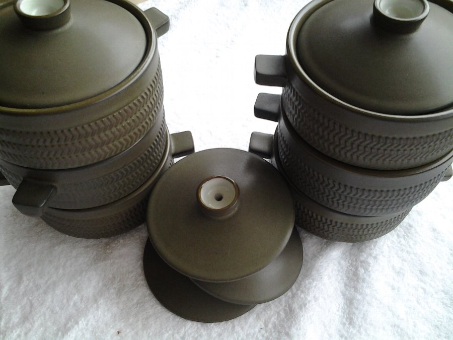Denby Soup Tureens