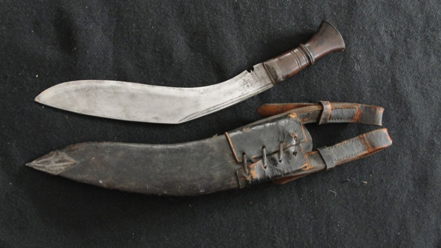 Antique Medieval original weapons collection