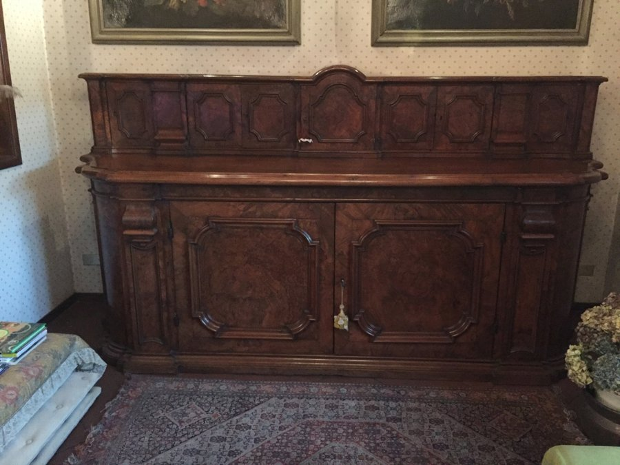 Credenza / Sideboard. Ferrara, early eighteenth century.?