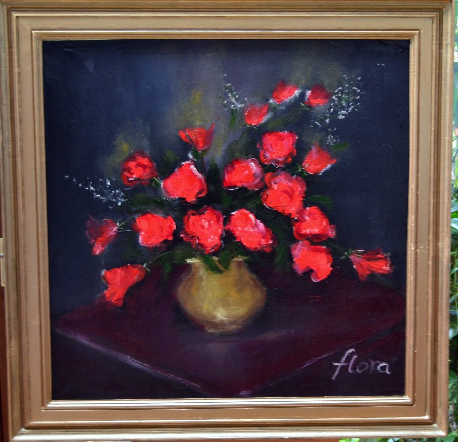art oil paint