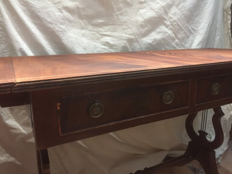 Regency desk -table
