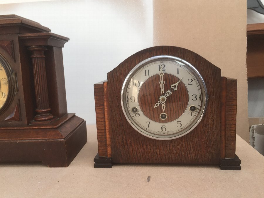 Antique Mantle clocks