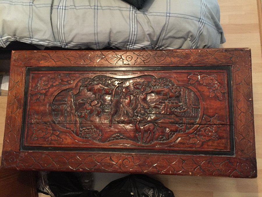 Singapore Trunk / Chest
