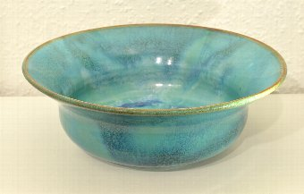 Antique A beautiful Linnware bowl