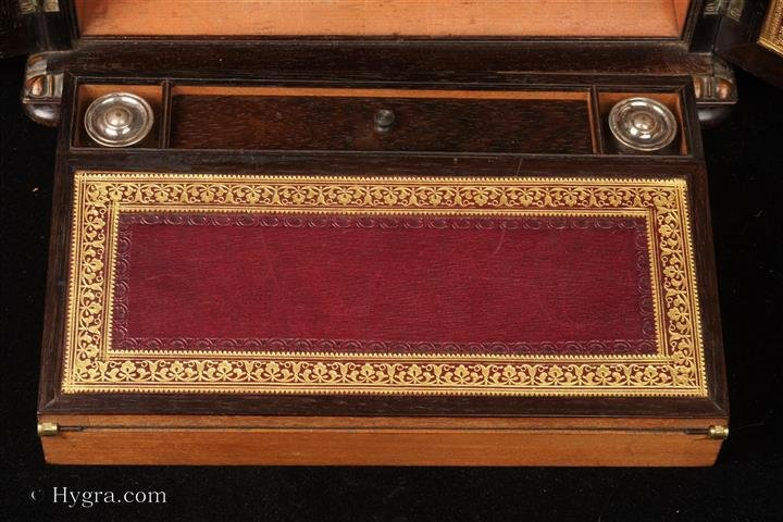 Antique 691JBcab: Compendium Table Cabinet