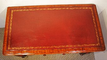 Antique Early 19th century mahogany Writing Desk
