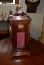 Antique 19th Cent 3 Train Musical Bracket Clock