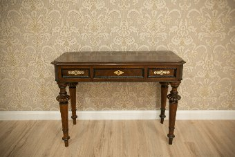 Antique Ladies Desk, Circa 1910, AFTER RENOVATION