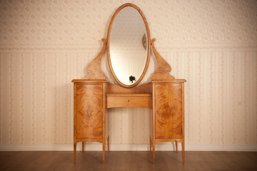 Interesting Vanity Table, Circa 1920
