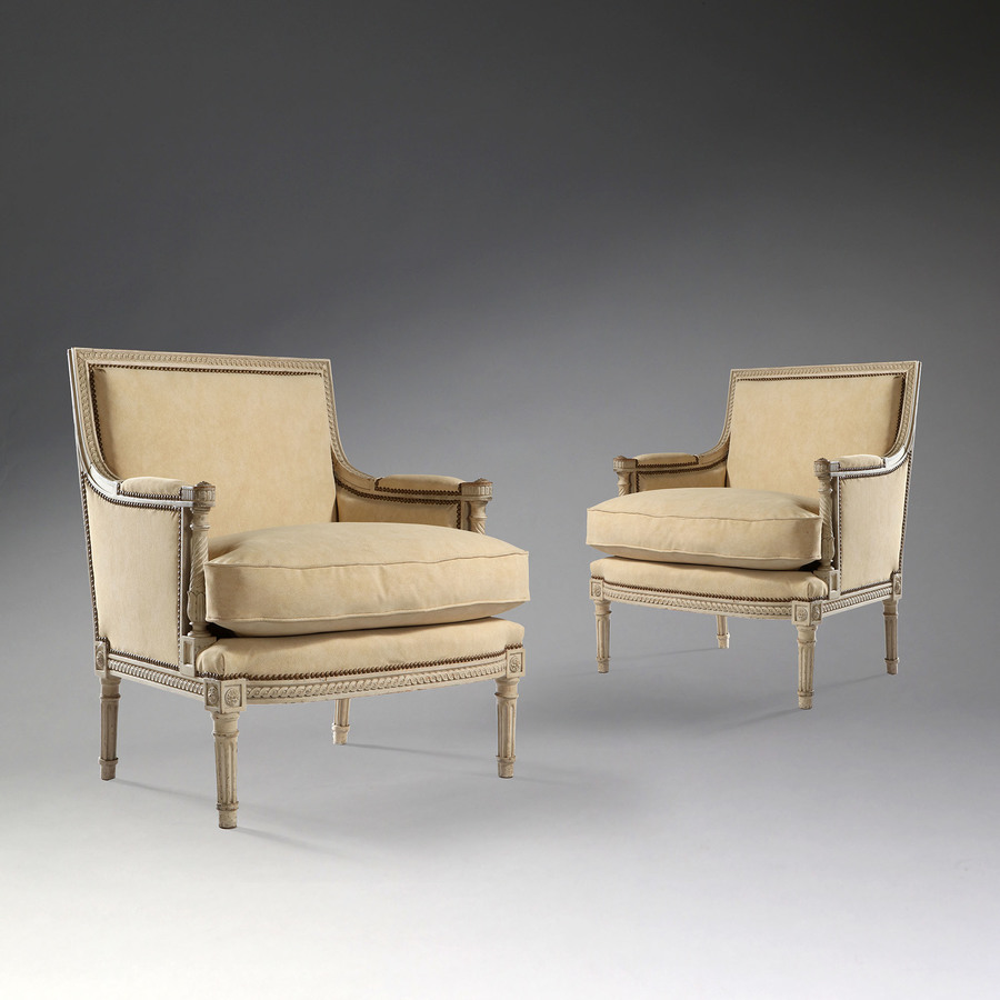 Pair of Marquises after a Model by Jacob