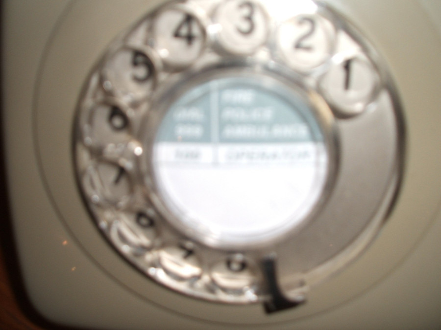 70's retro original GPO telephone