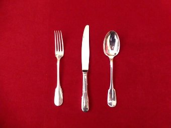 Antique CHRISTOFLE CUTLERY