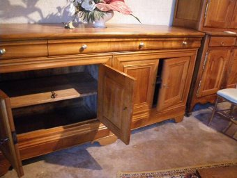 Antique FRENCH SIDEBOARD