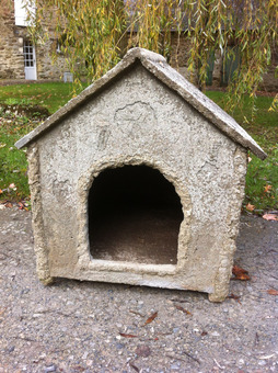 Antique DOG KENNEL