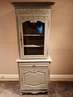 Antique LOUIS XV STYLE CUPBOARD