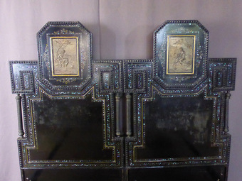 Antique 19th CENTURY  TWIN BEDS