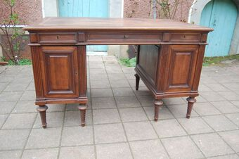 Antique NAPOLEON III PERIOD DESK