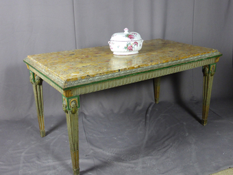 Antique CONSOLE TABLE